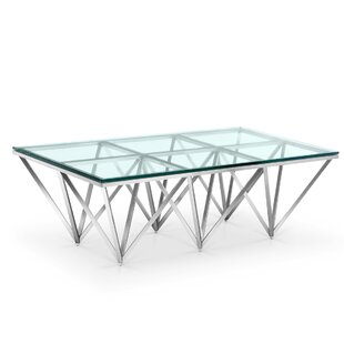 Shayla Coffee Table by Orren Ellis Purchase