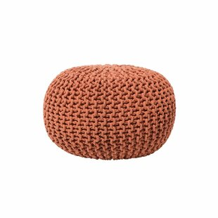 Roundtree Pouf by Gracie Oaks