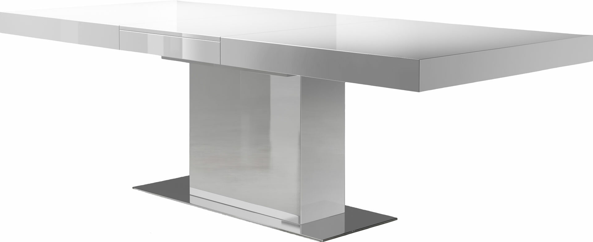 Astor extendable dining table see more by modloft