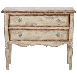 Neoma 2 Drawer Accent Chest by August Grove