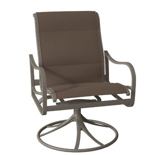 Shoreline Swivel Patio Dining Chair (Set of 2) by Tropitone