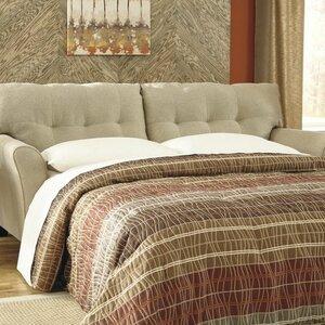 Carlyle Tufted Sleeper Sofa