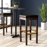Backless 31 Bar Stool by H&D Restaurant Supply, Inc.