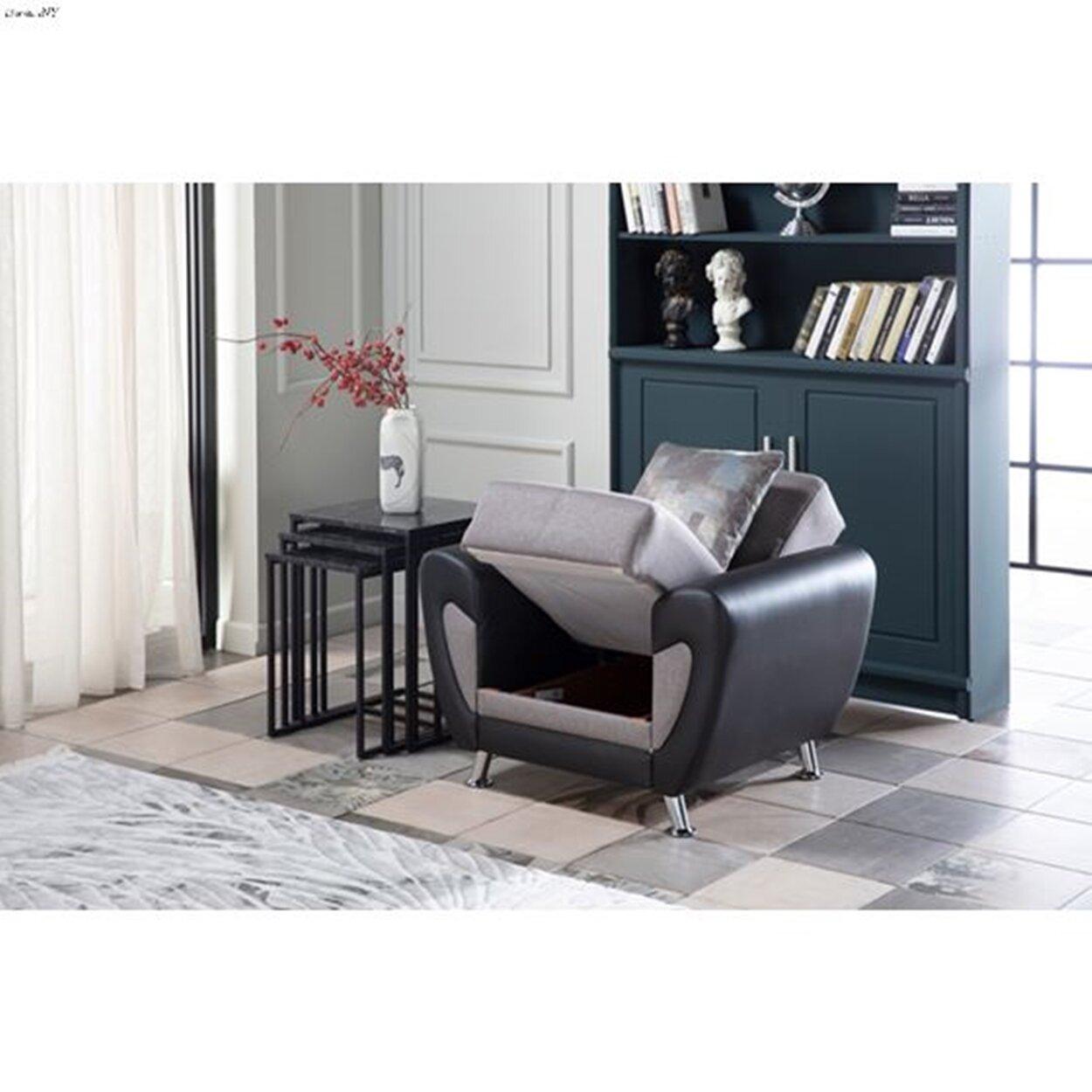 Orren Ellis Phaidra 3 Piece Sleeper Living Room Set Wayfair