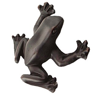 Frog Novelty Knob by Big Sky Hardware