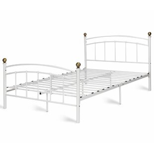 Proffitt Metal Queen Platform Bed