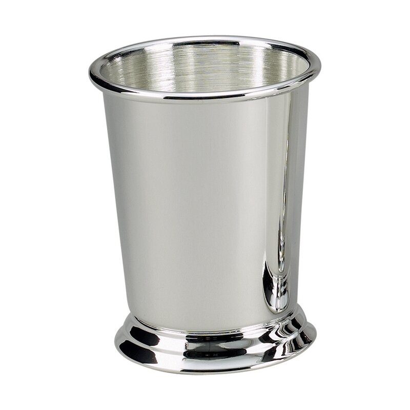 Creative Gifts International Mini Mint Julep Cup 7 Oz Stainless