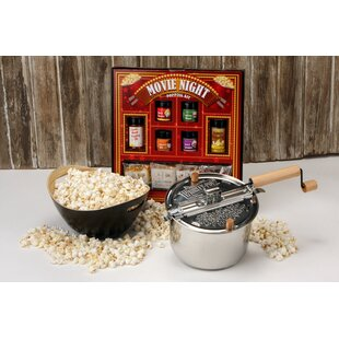 192 Oz. Whirley 3 Piece Movie Night Package Set by Wabash Valley Farms