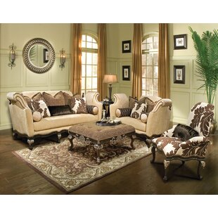 Compare prices Salermo Configurable Living Room Set by Benetti's Italia Reviews (2019) & Buyer's Guide