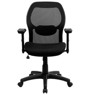 Yearby Super Mesh Task Chair by Symple Stuff New Design