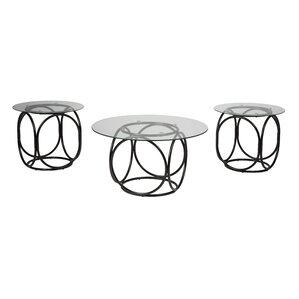3 Piece Tristian Coffee Table Set