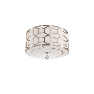 Francene 4-Light Flush Mount