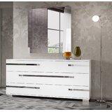 Quiana 6 Drawer Double Dresser by Orren Ellis