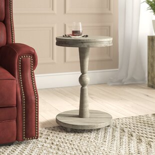 Farm House End Table by Classic Brands