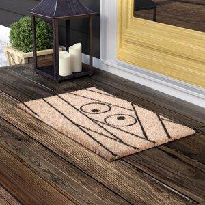 Reimann Non Slip Coir Doormat