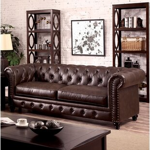 Flounder Chesterfield Sofa