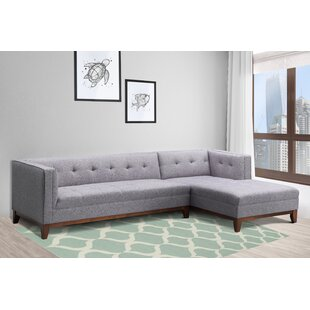 Hornsea Tufted Sectional