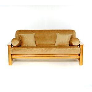 Box Cushion Futon Slipcove..