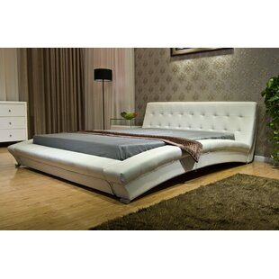 Upholstered Platform Bed by Greatime Amazing