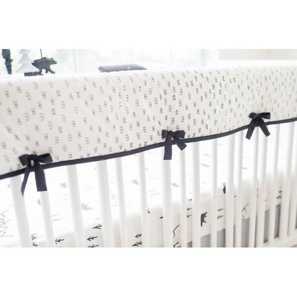 White Crib Bumper Pads Wayfair Ca