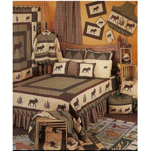 Cedar Trail Quilt Set from The Cabin Place!