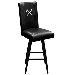 West Ham United Hammers Logo 30 Swivel Bar Stool by Dreamseat New Design