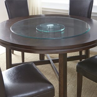 Delicieux Table With Built In Lazy Susan | Wayfair