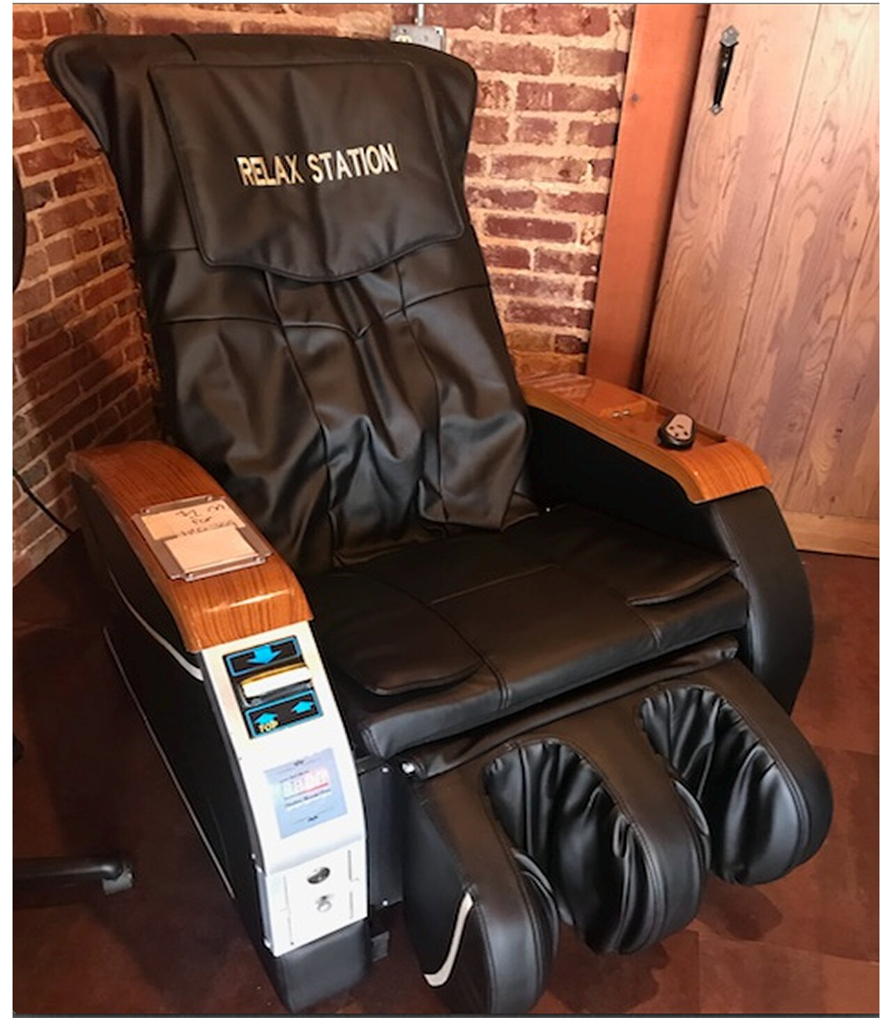 TMI Gifts Deluxe Reclining Massage Chair | Wayfair