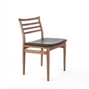 Jaquan Solid Wood Dining Chair by Corrigan Studio