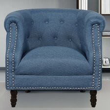 Willisville Button Tufted Chesterfield Chair by Alcott Hill