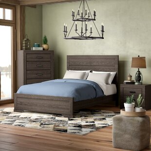Raven Platform Configurable Bedroom Set