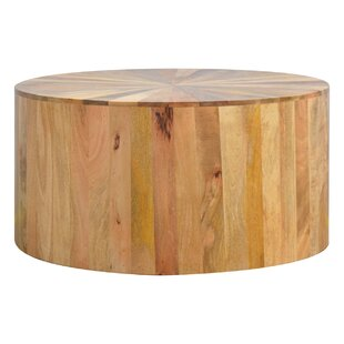Chickering Wooden Coffee Table