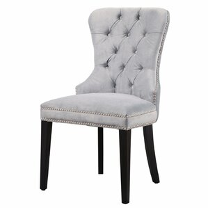 Mehdi Tufted Velvet Upholstered Dining Chair by Willa Arlo Interiors
