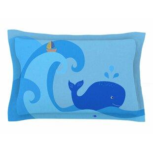 Cristina Bianco Design 'Blue Whale' Sham