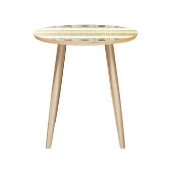 Gracie Oaks Islip Wooden End Table Wayfair
