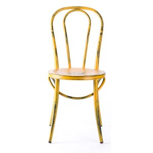 Metal Side Chair (Set of 2) by Laurel Fou..