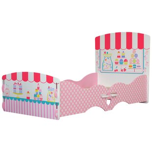 Patisserie Convertible Toddler Bed by Kidsaw