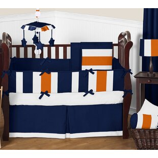 Find for Stripe 9 Piece Crib Bedding Set By Sweet Jojo Designs