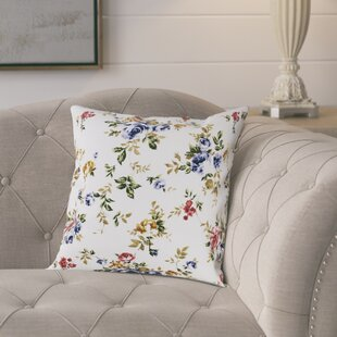 Sandra Cotton Pillow Cover