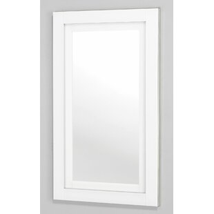 Comparison Candre 19.25 x 39.38 Recessed or Surface Mount Medicine Cabinet By Robern