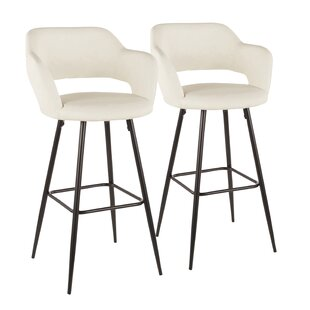 Seal rock 30 Bar Stool (Set of 2) Brayden Studio