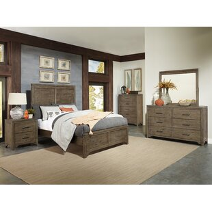 Saucedo Queen Panel Configurable Bedroom Set