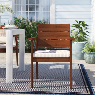 Brighton Patio Furniture.Sol 72 Outdoor Brighton Patio Dining Chair With Cushion Set Of 2