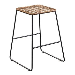 Anza 29.5 Bar Stool (Set of 4) Rosecliff Heights