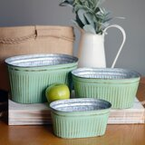 Oval Crates Buckets You Ll Love In 2021 Wayfair Ca
