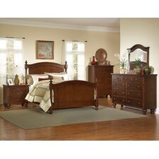 Claire Bedroom King Panel 5 Piece Bedroom Set by Darby Home Co