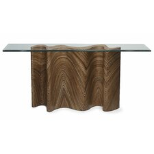 Showtime Zigzag Console Table by Oggetti