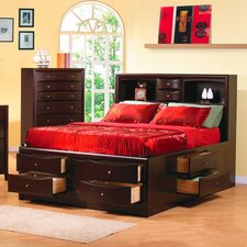Wexford Storage Platform Customizable Bedroom Set by Wade Logan