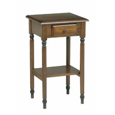 Jeannette Multi-Tiered Telephone Table by Darby Home Co