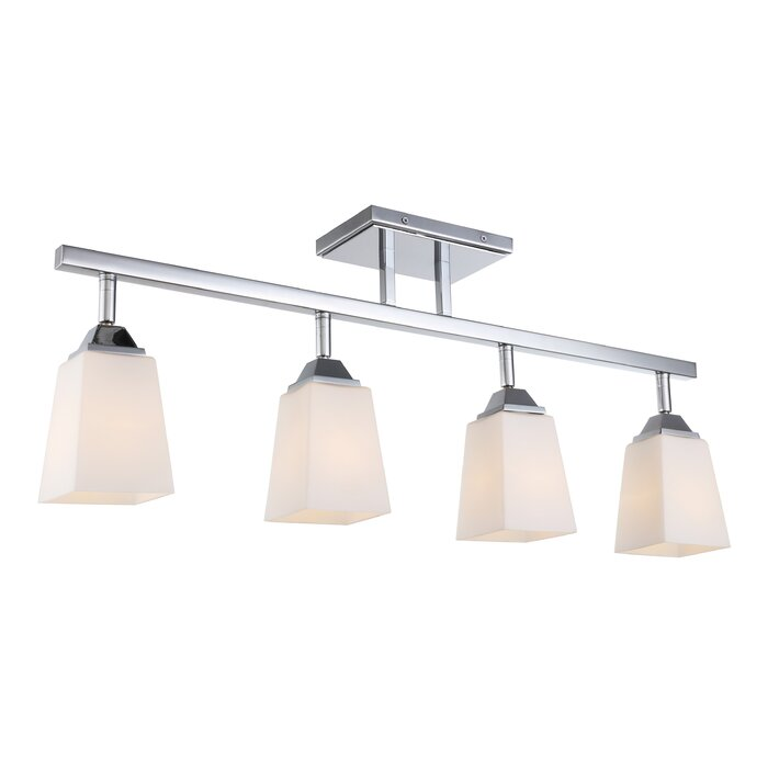 Berkley 4 Light Track Lighting